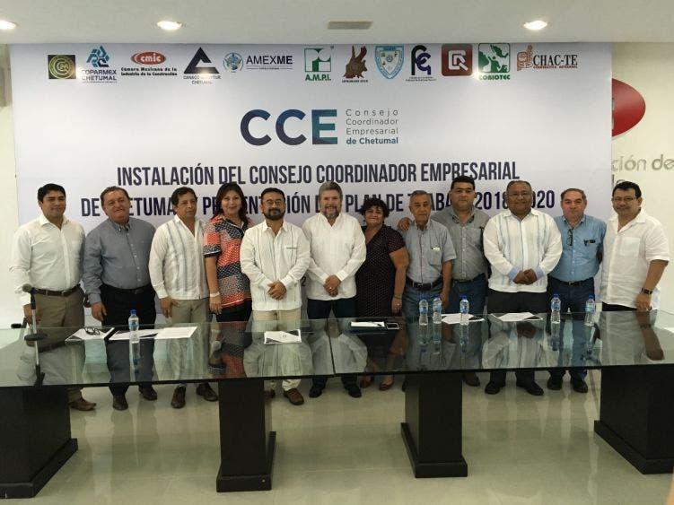 Iniciativa de empresarios de Chetumal para diversificar su economía.