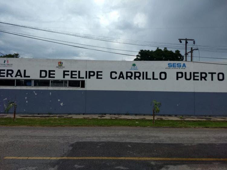 FCP Sigue siendo uno de los municipios de la entidad más afectados por Covid-19.
