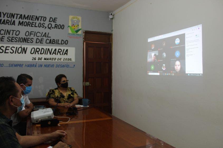 Trabajan autoridades morelenses en ordenamiento ecológico; realizan reunión virtual con dependencias ambientales.