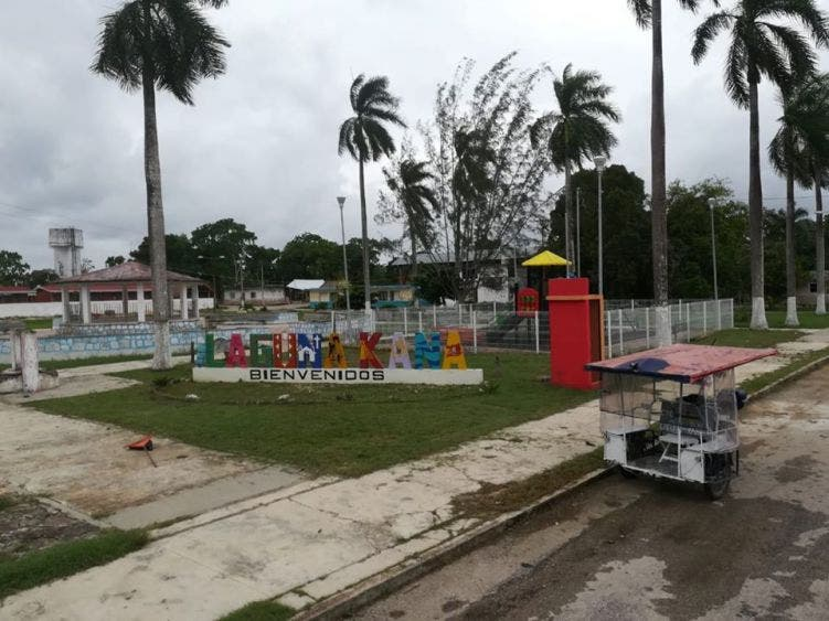 En FCP piden reforzar seguridad en comunidad maya.