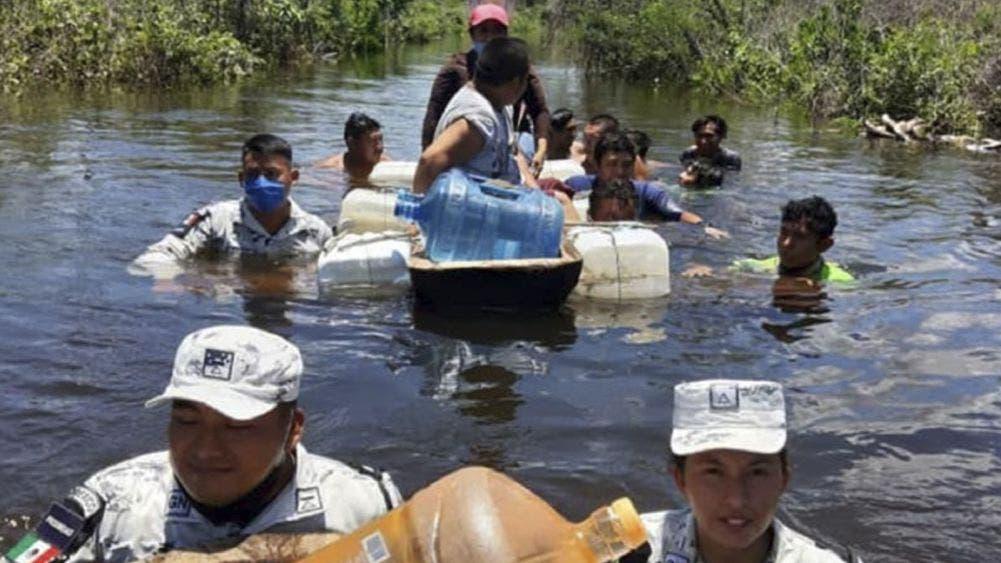 Emiten declaratoria de desastre en 75 municipios de Yucatán