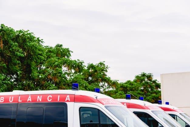 Muere paciente de ambulancia durante un choque en Motul