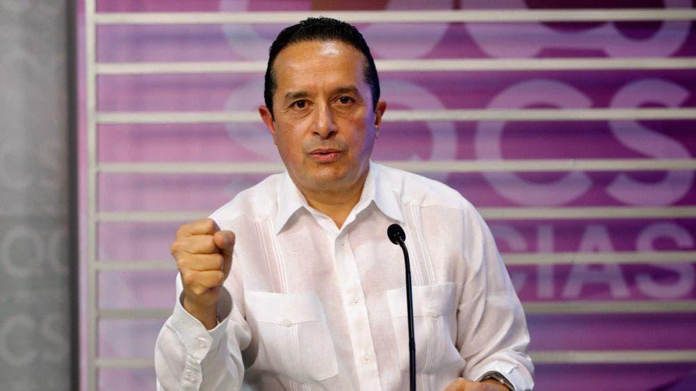 Quintana Roo bajó del lugar cuatro al 18 en contagios por Covid-19: Carlos Joaquín