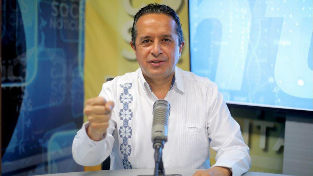 Semáforo epidemiológico en rojo hasta junio 7 para Quintana Roo: Carlos Joaquín