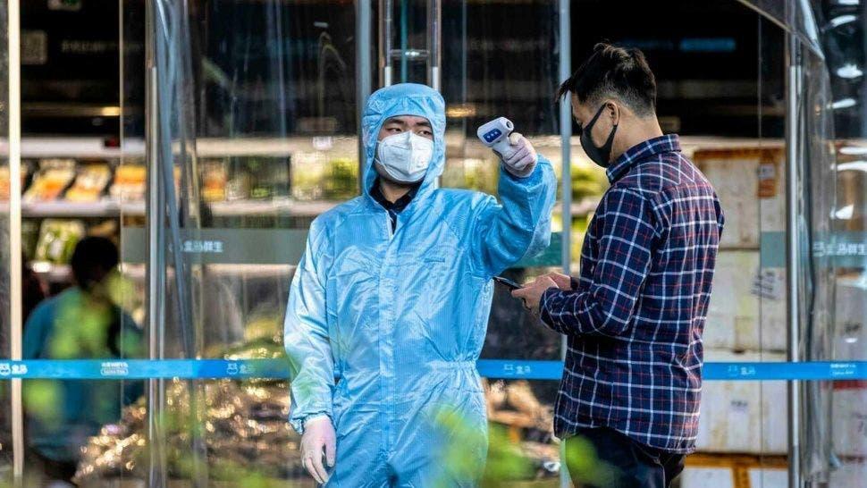 Coronavirus: Confinan a medio millón de personas cerca de Pekín; en el cantón de Anxin, en la provincia de Hebei, se registraron 11 casos.