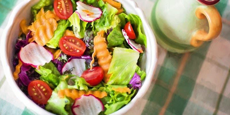 COCINA: Tres ensaladas para perder peso en una semana