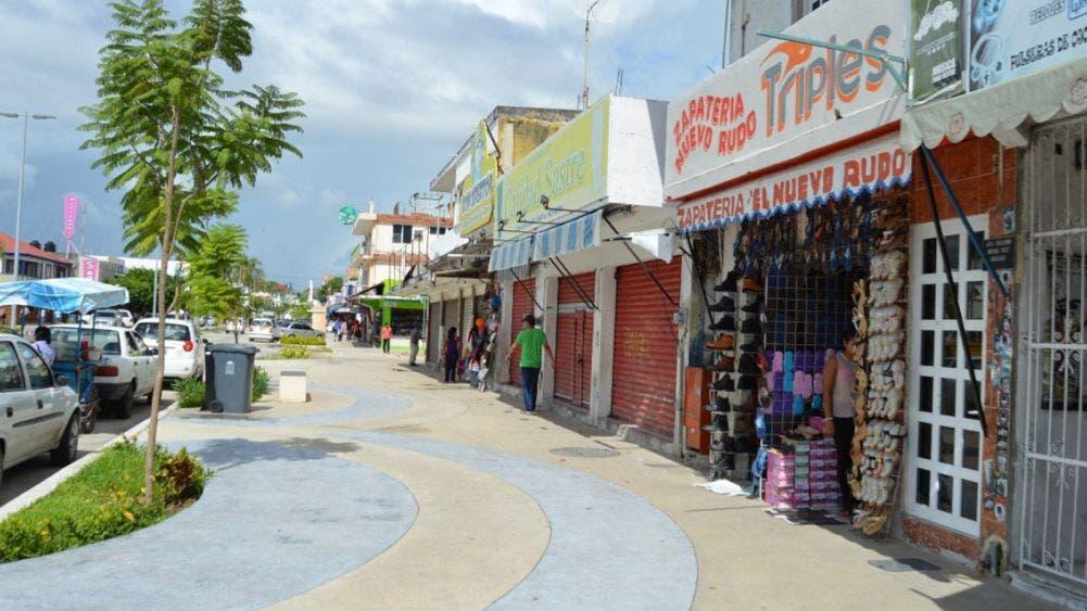 Comercio organizado de Chetumal, de remate!