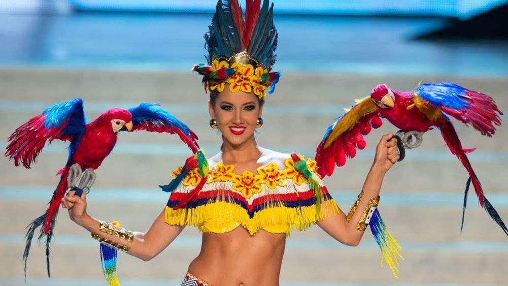 Ex Miss Colombia Daniella Álvarez da sus primeros pasos con prótesis luego de una amputación