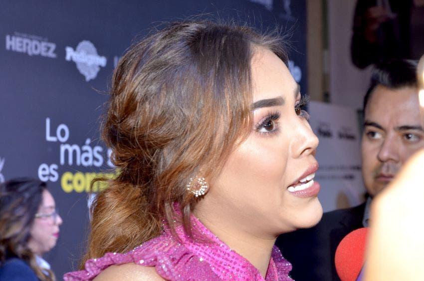 Danna Paola ha pasado momentos difíciles por su supuesto romance con Sebastián Yatra