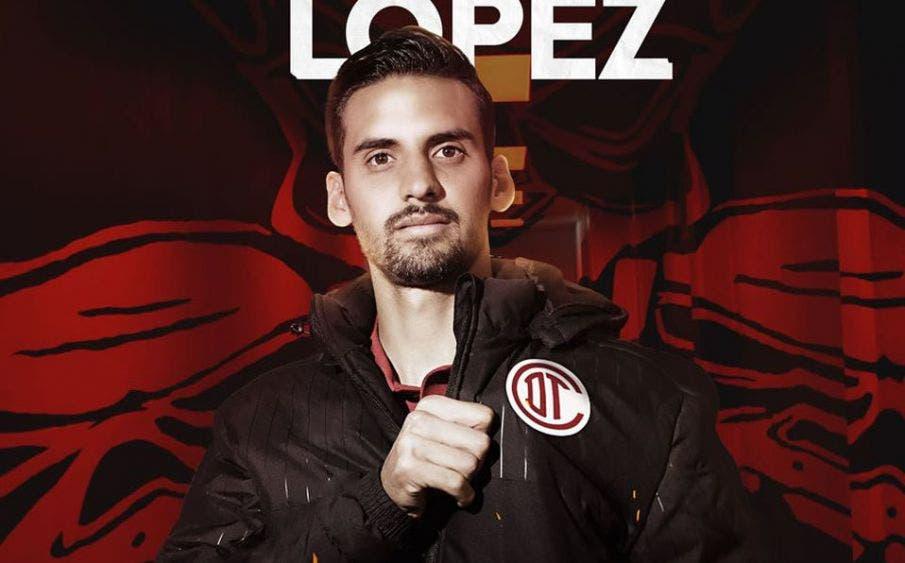 Liga MX: 'Dedos' López se convierte en nuevo jugador del Toluca