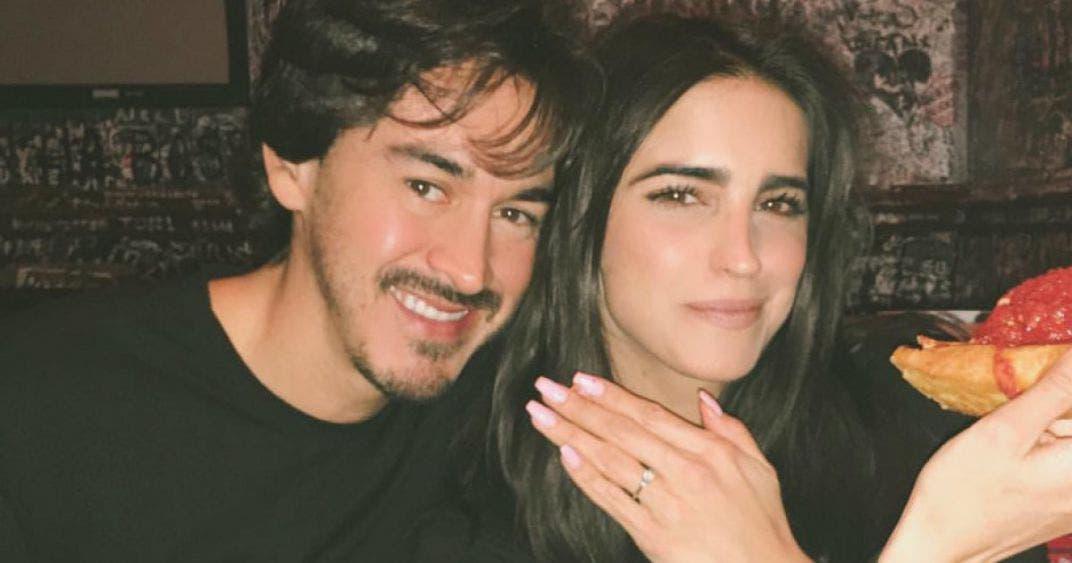 """Bárbara de Regil reacciona a audio de """"pelea"""" con su esposo por supuesta infidelidad"""