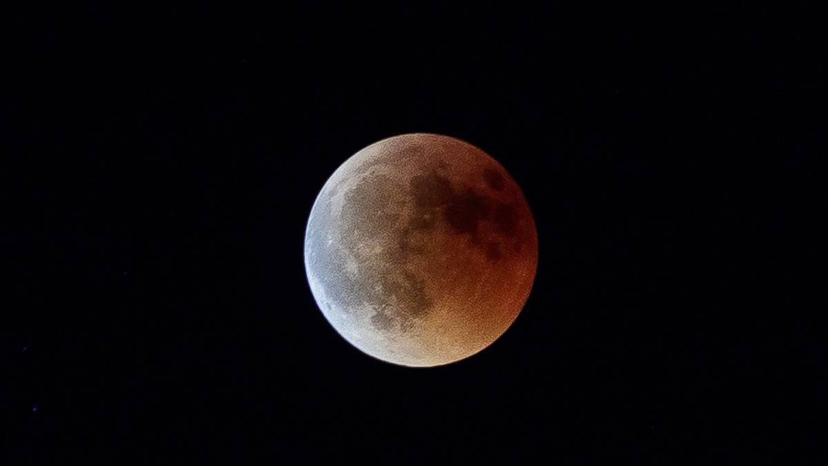 Eclipse lunar este 5 de julio será visible en Yucatán