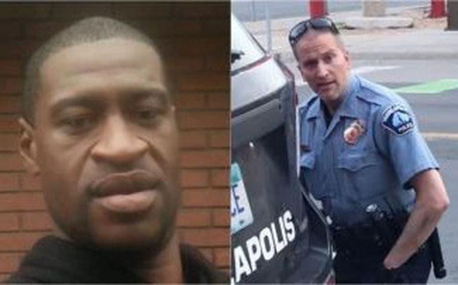 La muerte de George Floyd ocurrió el 25 de mayo de 2020, en Powderhorn, Mineápolis, como resultado de su arresto por parte de cuatro policías locales.