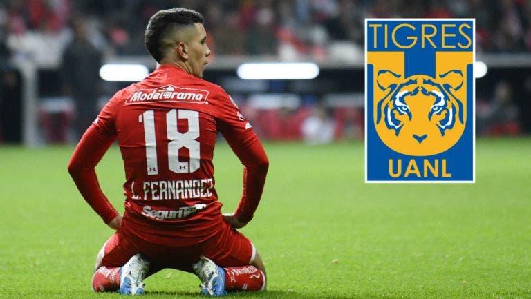 Liga MX: Leo Fernández regresa a Tigres