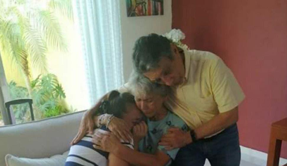 Mario Villanueva llega a su casa para cumplir prisión domiciliaria