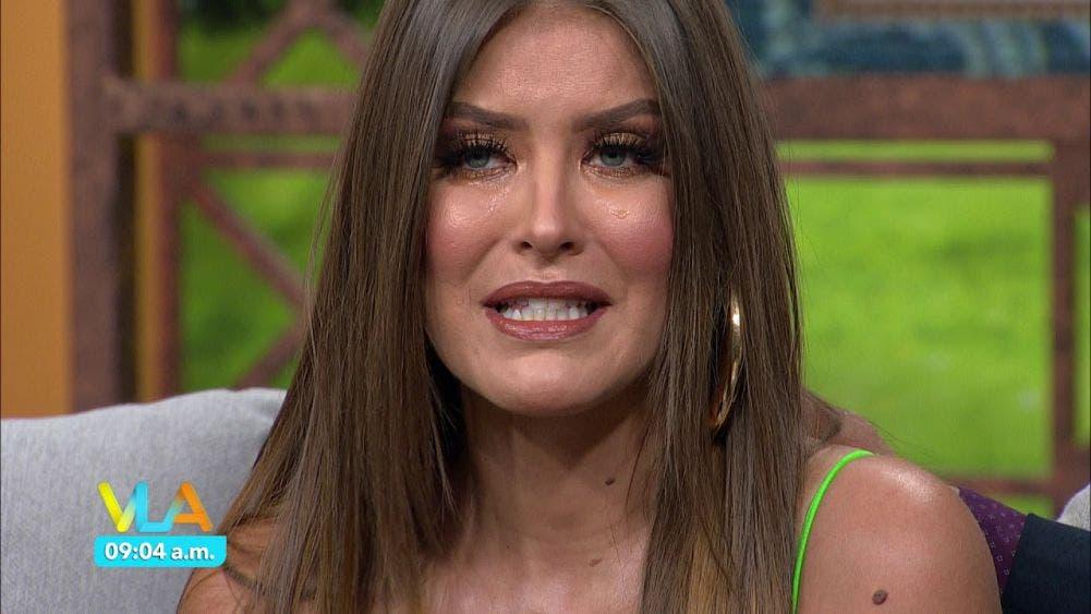 """Vanessa Claudio habla de la """"relación tóxica"""" que tuvo con Carlos Arenas"""