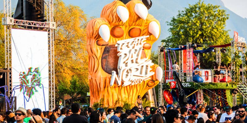 Cancelan definitivamente el festival Pal Norte 2020