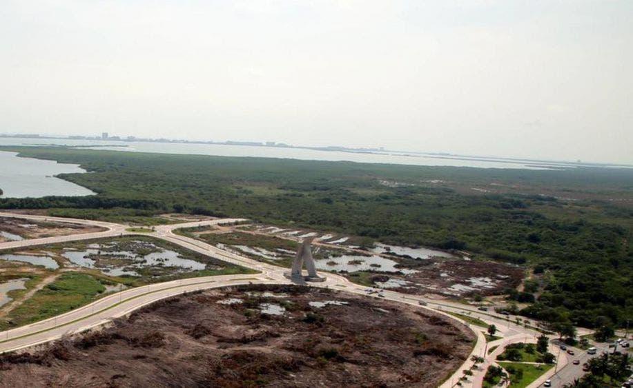 Anuncian para septiembre la inauguración del Parque Cancún.