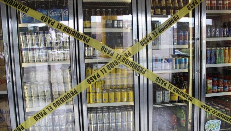 Yucatán regresó a la Ley Seca; se registraron compras de pánico