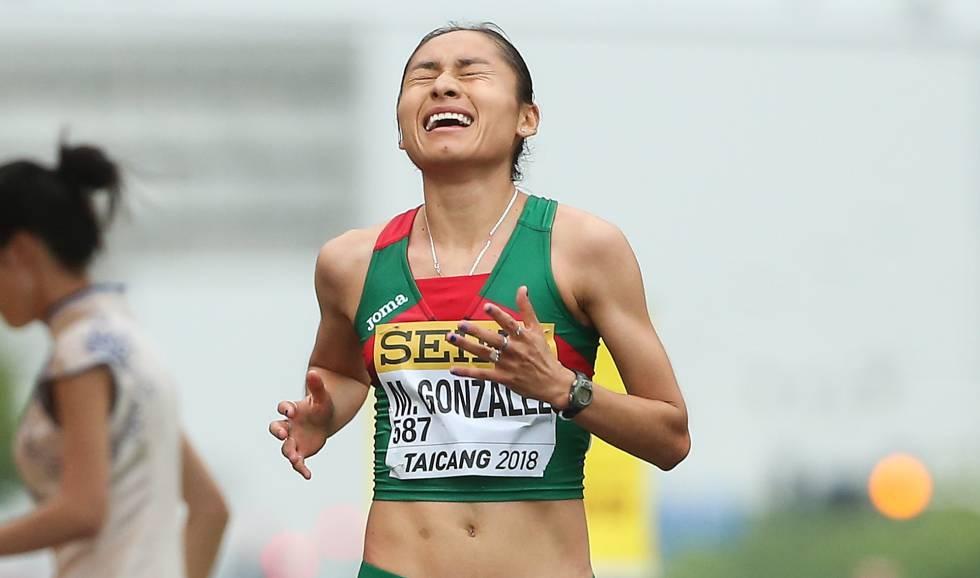 Lupita González queda fuera de Olímpicos de Tokio por dopaje