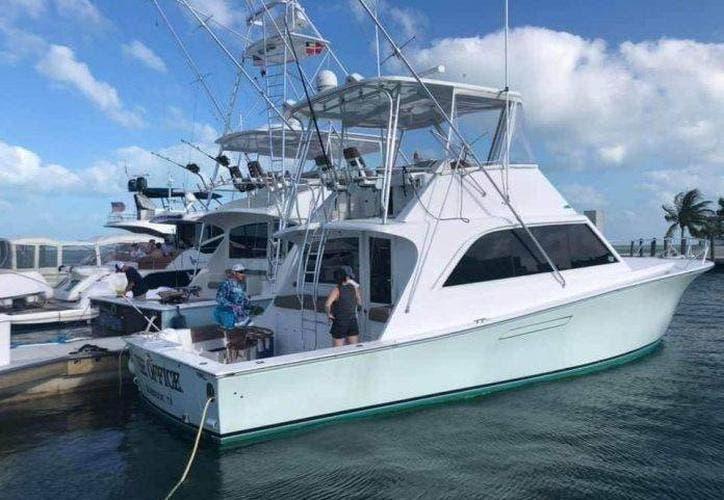 Recuperan en Quintana Roo yate robado en La Florida.