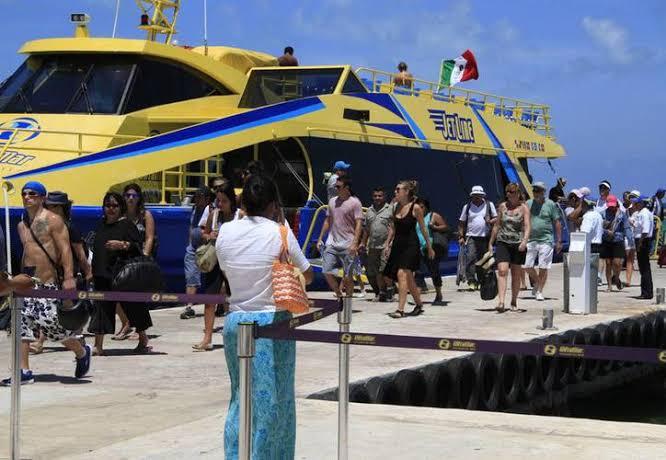Cofece tiene bajo la mira tarifas de transporte marítimo en Q. Roo.