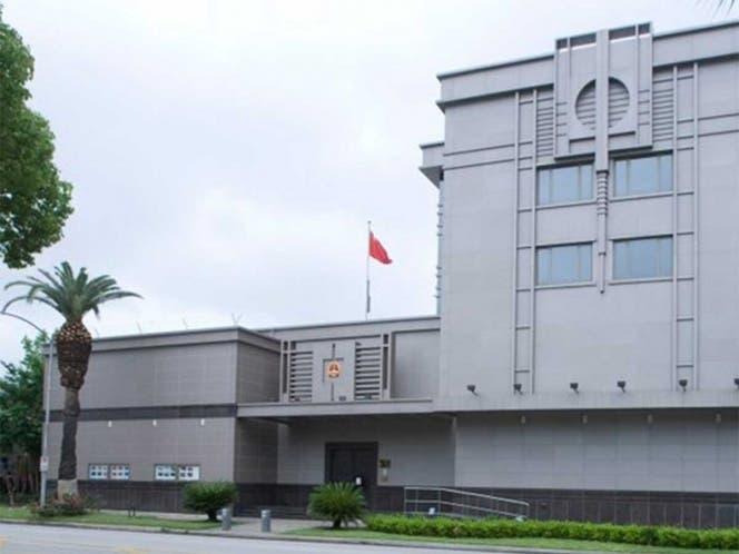 EU ordena cierre de consulado Chino en Houston.