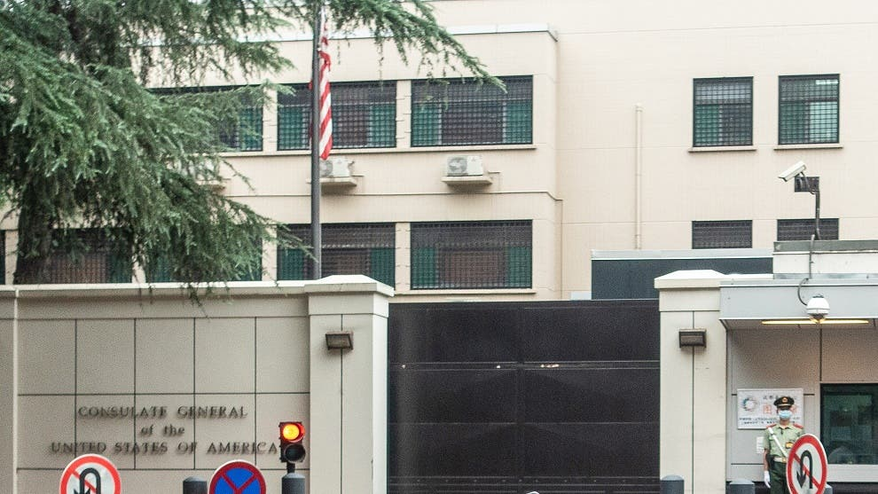 China ordena cierre de consulado estadounidense en Chengdu.