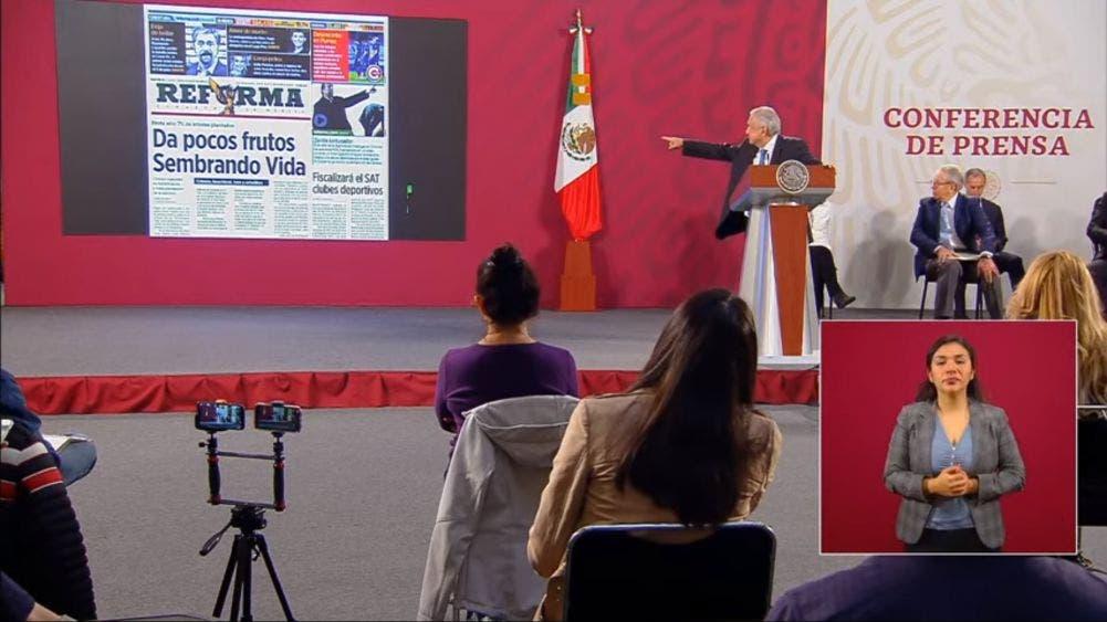 """""""Reforma no dice que Sembrando Vida es el más importante en el mundo"""""""