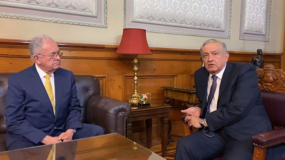 Por diferendo con AMLO renuncia Jiménez Espriú