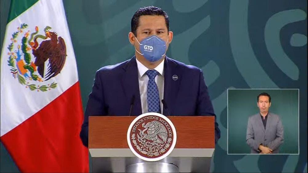 Diego Sinhue, gobernador de Guanajuato, asegura que desde el pasado 5 de julio asiste a reuniones de seguridad.