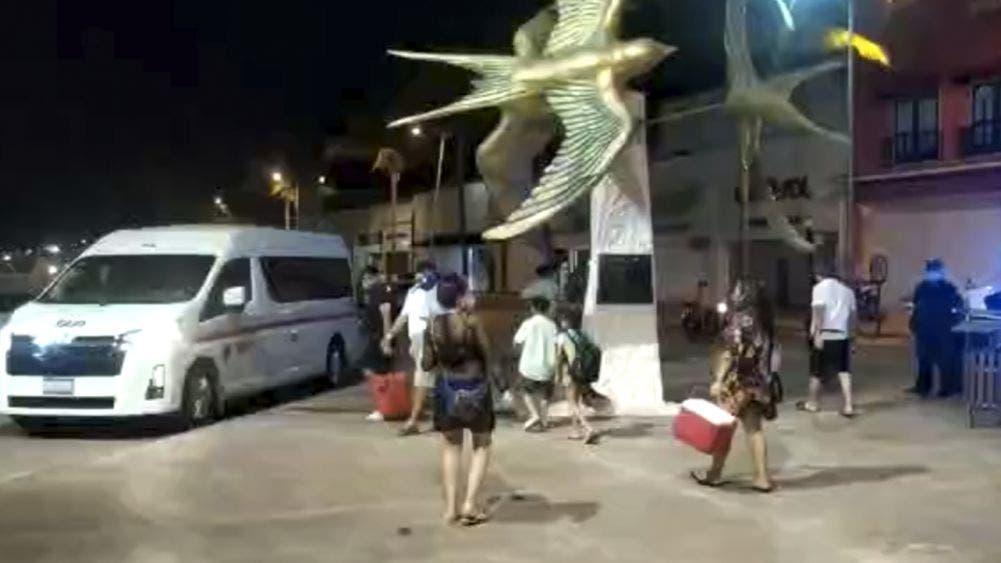 Deja Winjet varados a más de 150 turistas en Cozumel