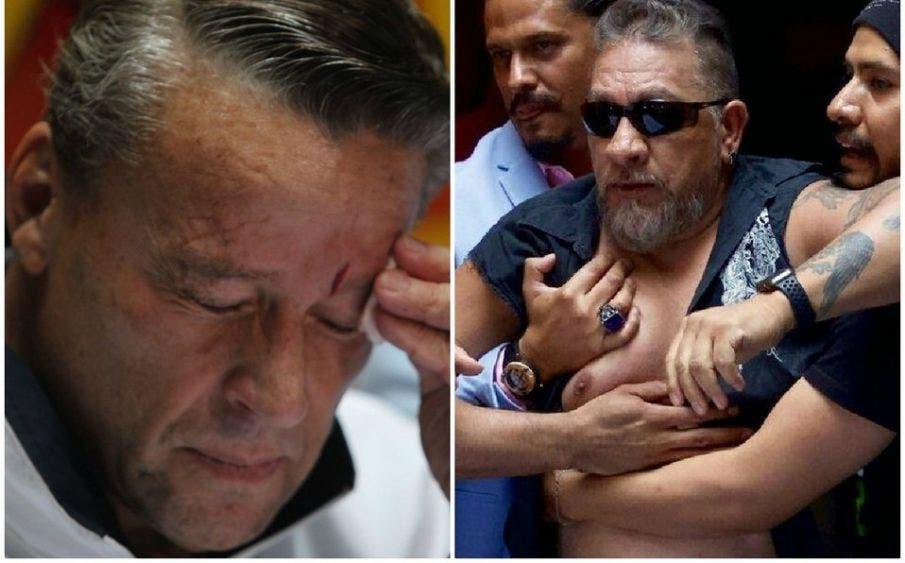 """Alfredo Adame y Carlos Trejo pactan para mañana la """"Pelea del siglo"""""""
