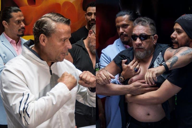 """Alfredo Adame no asiste a """"La Pelea del Siglo"""" contra Carlos Trejo"""