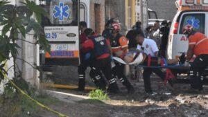 Atacan a centro de rehabilitación y matan a 24 internos en Irapuato