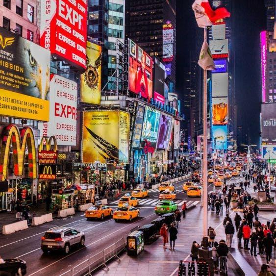 El cierre de Broadway será hasta enero del 2021