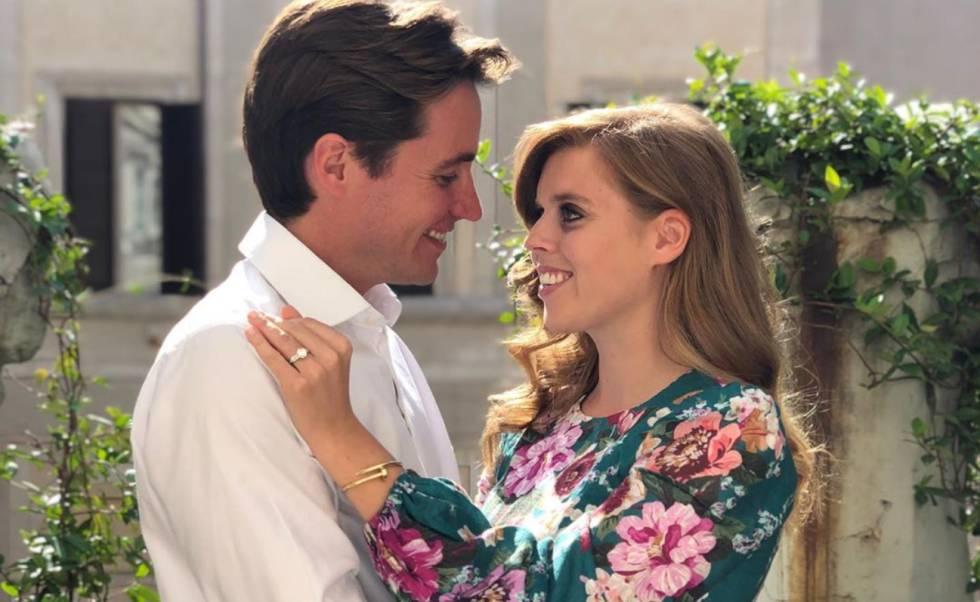 Beatriz de York se casa en secreto con Edoardo Mapelli Mozzi