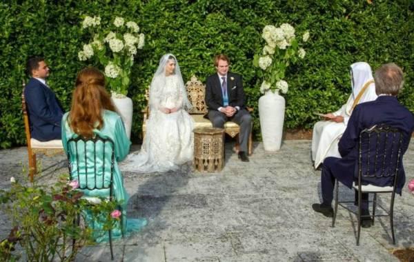 Así se celebró la primer boda real en tiempos de cuarentena por COVID-19