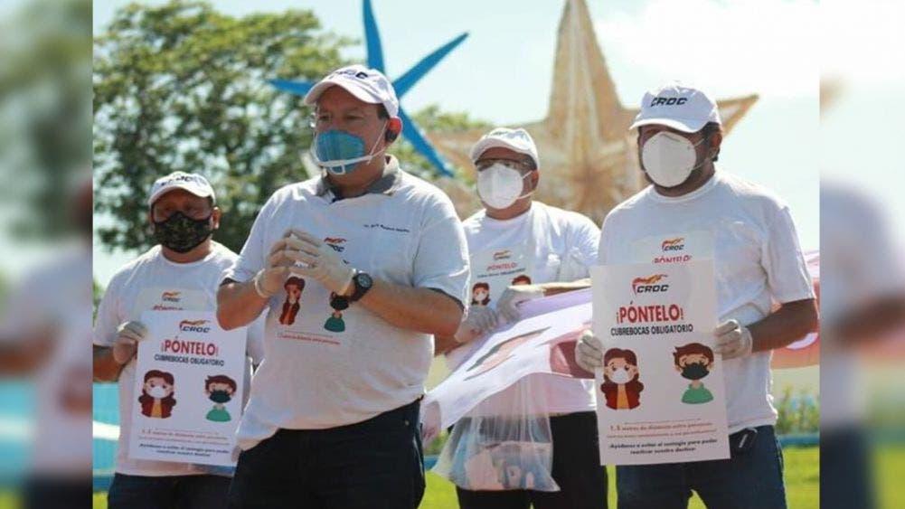 """CROC da inicio a campaña """"Por la salud de todas y todos"""""""