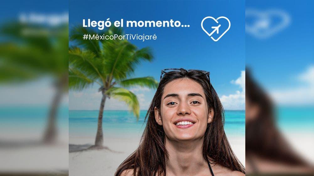 Lanzan secuela de campaña #MéxicoPorTiViajaré