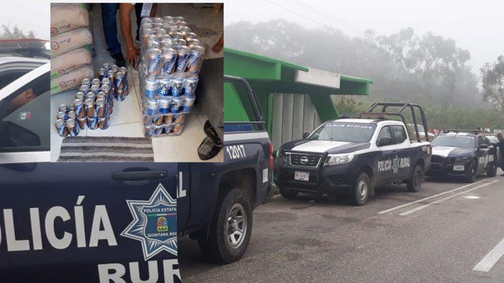 Ponen autoridades en la mira a mas clandestinos de licor