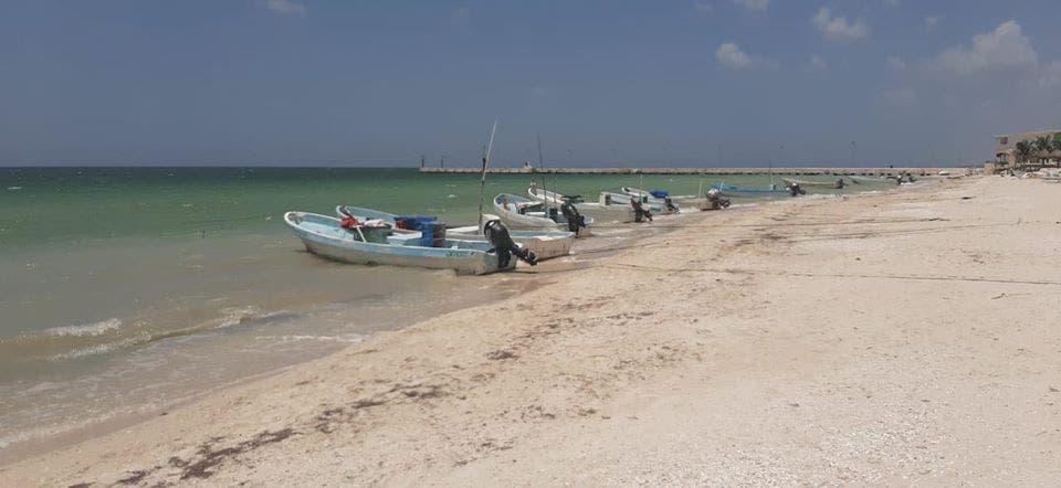 Alcalde de Progreso toma conocimiento del caso de mujer afectando a pescadores