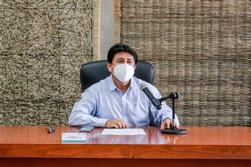 Se distribuirán 200 mil cubre bocas a los ciudadanos del noveno municipio.