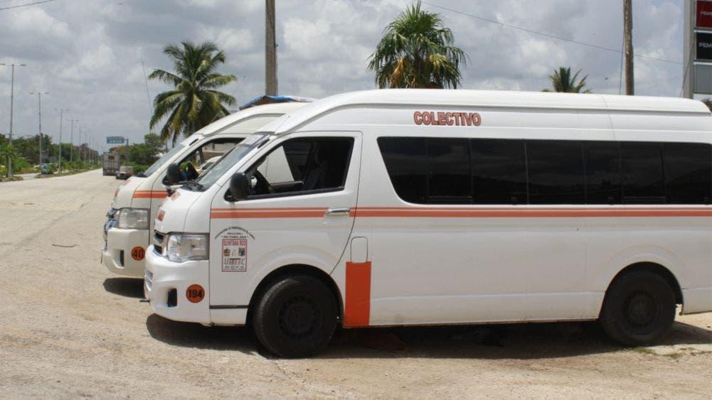 Continúa conflicto de transportistas de pasaje de la ruta Playa
