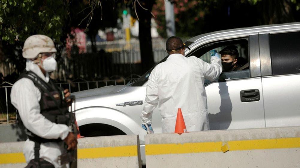 Refuerzan puestos de control en frontera México-EU ante coronavirus