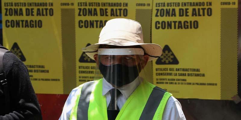 México se convierte en el cuarto país con más muertos por Covid-19