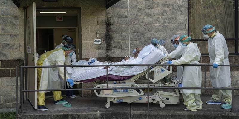 """El coronavirus podría """"devorar"""" los hospitales de Houston"""