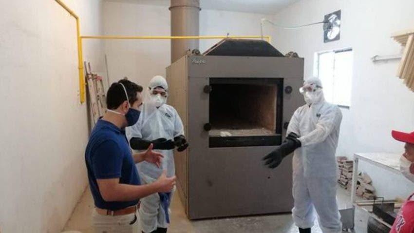 Incrementa en 200% los servicios de cremación en Cancún.