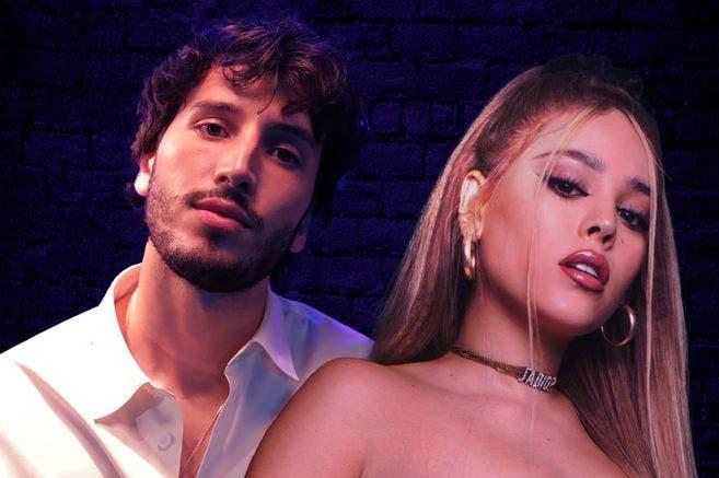 """Danna Paola y Sebastián Yatra estrenan """"No bailes sola"""" su nuevo tema"""