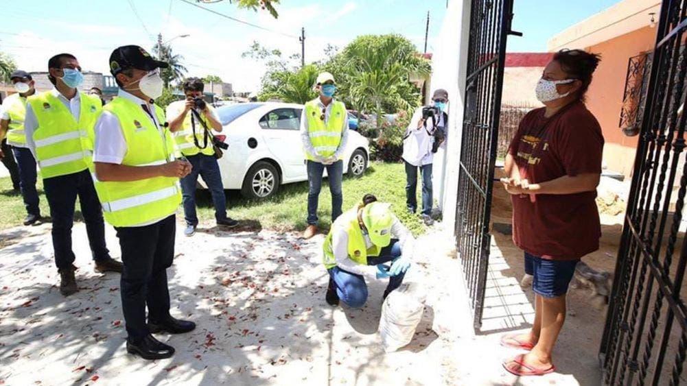 Con entrega de mas de un millón de despensas, Quintana Roo promueve también medidas contra covid-19